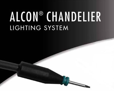 Alcon Chandelier Lighting System Now Available